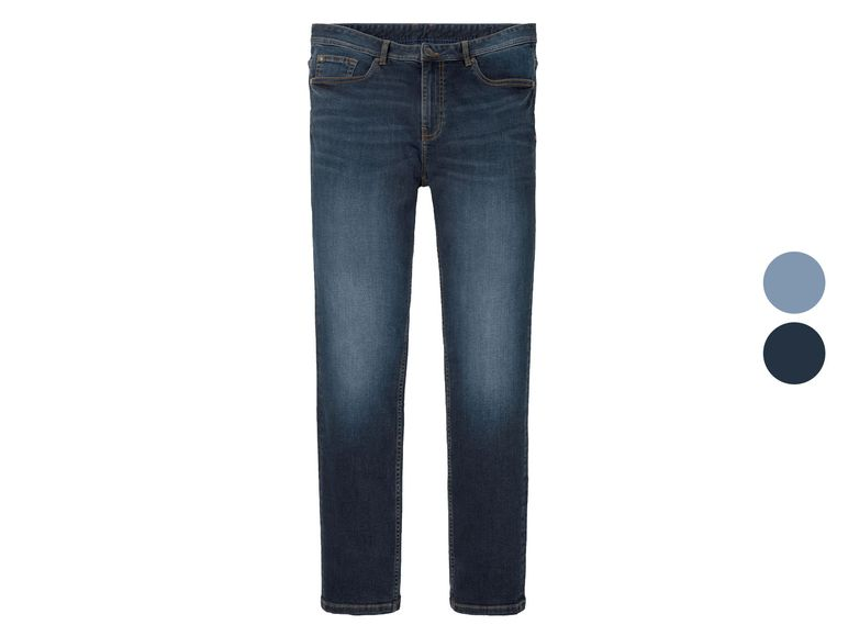 livergy jeans herren slim fit normale leibhoehe