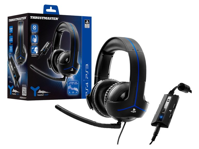 thrustmaster y300p official gamingheadset
